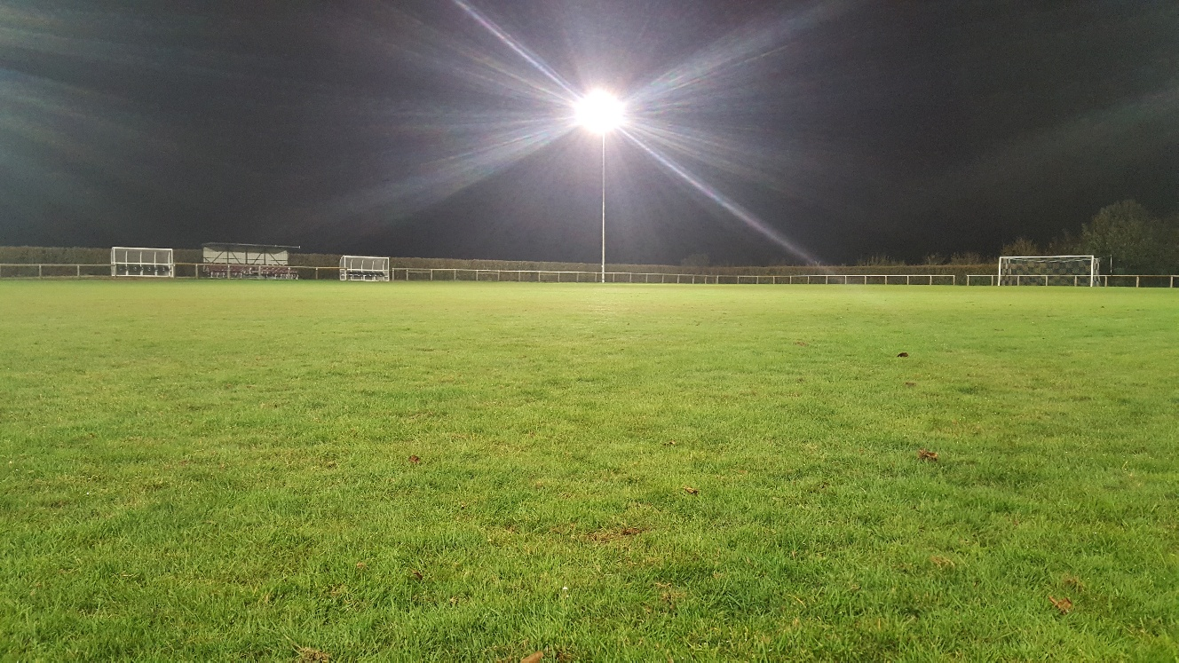 Alford Sports Floodlight Installation Dh Group